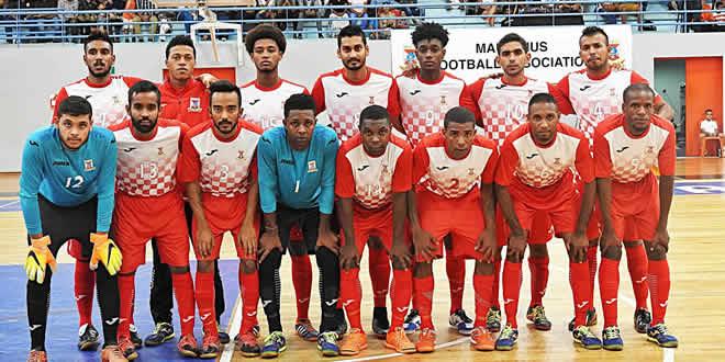 cebf67e3eb Le « Club M Futsal » a vu le jour en mars dernier.