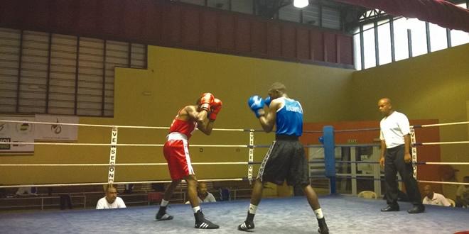 Camp d'entrainement sport de combat