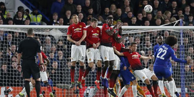 44ac541a FA CUP : Manchester United se reprend et assomme Chelsea | Défi Sport
